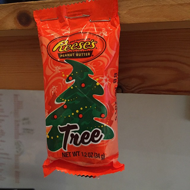 Shop Tree arrived
