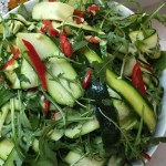 Ribbons-courgette-asparagus-chillis-healthy-salad