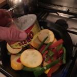 simple-Monday-supper-Ortiz-bonito-stir-fry-nivensfood