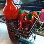 Never-Run-Out-Sriracha-keyring-chilli-hot-sauce-fob-neverrunoutagain-nivens-nivensfood-kingscross-ta